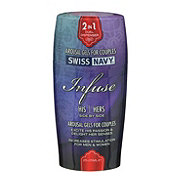 Swiss Navy Infuse 2in1 Arousal Gels For Couples