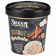 Swoon by H-E-B Coconut Horchata Ice Cream