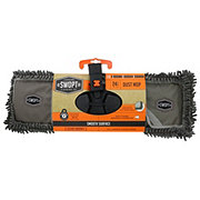 Swopt Cleaning Co. Dust Mop With Microfiber Combination