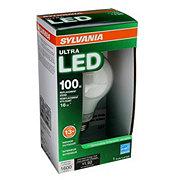 Sylvania 100-Watt Equivalent LED Light Bulb, A21, Ultra, Dimmable, Bright White