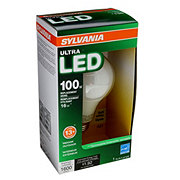 Sylvania 100-Watt Equivalent LED Light Bulb, Soft White, Dimmable