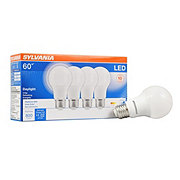 Sylvania 60-Watt Equivalent A19 LED Light Bulb, Daylight White