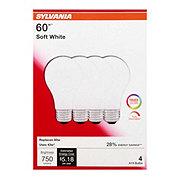 Sylvania 60-Watt Equivalent Halogen Soft White Light Bulbs