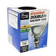 Sylvania 75-Watt Equivalent PAR38 CAPSYLITE Halogen Light Bulb, DoubleLife