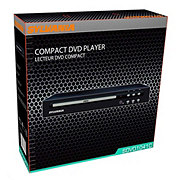 Sylvania Compact DVD Player