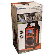 Sylvania Heavy Duty Work Site Bluetooth Portable Speaker