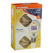 Sylvania LED 60 Watt Soft White Clear