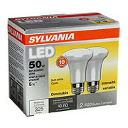 Sylvania R20 LED 50 Watts Soft White Flood
