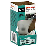 Sylvania Rough Service 60 Watt Indoor/Outdoor Light Bulb