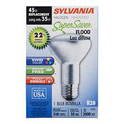 Sylvania Super Saver Halogen 35 Watt Flood Light