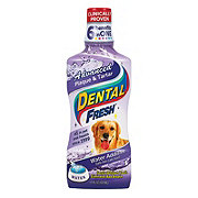 Synergy Labs Dental Fresh Advanced Plaque & Tarter Water Additive for Pets