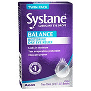 Systane Balance Restorative Formula Lubricant Eye Drops