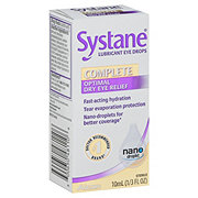Systane Complete Lubricant Eye Drops