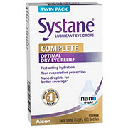 Systane Complete Lubricant Eye Drops 2 Pack