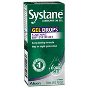 Systane Gel Drops Anytime Protection Lubricant Eye Gel