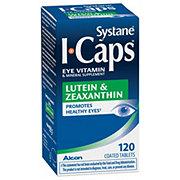 Systane ICaps Eye Vitamin Lutein & Zeaxanthin Formula Tablets