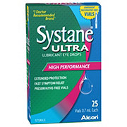 Systane Ultra High Performance Lubricant Eye Drop Vials