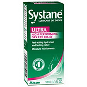 Systane Ultra High Performance Lubricant Eye Drops