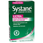 Systane Ultra Lubricant Eye Drops Twin Pack