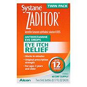 Systane Zaditor Antihistamine Eye Drops