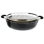 T-fal 12 Inch Specialty Everyday Pan With Glass Lid