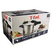 T-fal Expert Pro Stainless Steel Pressure Cooker