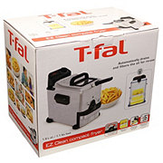 T-fal EZ Clean 1.8 L Compact Deep Fryer