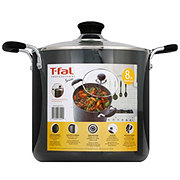 T-fal Professional Series Non-Stick Stock Pot, Black