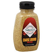 Tabasco Coarse Ground Hot Mustard