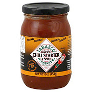 Tabasco Original Homestyle 7 Spice Chili Starter