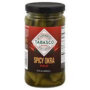 Tabasco Pickled Spicy Okra