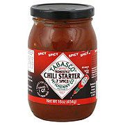 Tabasco Spicy Homestyle 7 Spice Chili Starter
