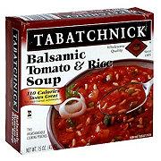 Tabatchnick Balsamic Tomato and Rice Soup