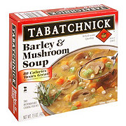 Tabatchnick Barley and Mushroom Soup