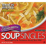 Tabatchnick Chicken With Vegetables Soup Single