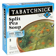 Tabatchnick Low Sodium Split Pea Soup
