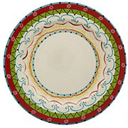 Tabletops Gallery Unlimited Dinner Plate Genova 11''