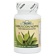 Tadin 500 mg Aloe with Cactus Capsules