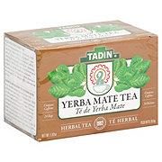 Tadin Yerba Mate Tea
