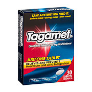 Tagamet HB 200 Acid Reducer 200 mg Tablets