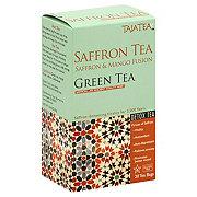 TajaTea Saffron and Mango Fusion Green Tea