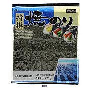 Takaokaya Yaki Sushu Nori Tokusen (Roasted Seaweed Sheet)