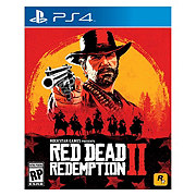 Take 2 Interactive PS4 Red Dead Redemption 2