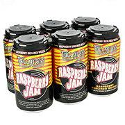 Tallgrass Raspberry Jam Berliner Weisse Beer 12 oz  Cans