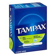 Tampax Cardboard Super Tampons Unscented