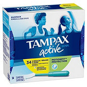 Tampax Pearl Active Duo