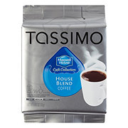 Tassimo Maxwell House Cafe Collection House Blend Medium Roast Single Serve Coffee Cups