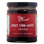 Taste Elevated Boozy Cran-Cherry Chutney