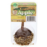 Tastee Caramel Apple with Peanuts