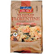 Tastee Choice Skillet Meal Shrimp Florentine